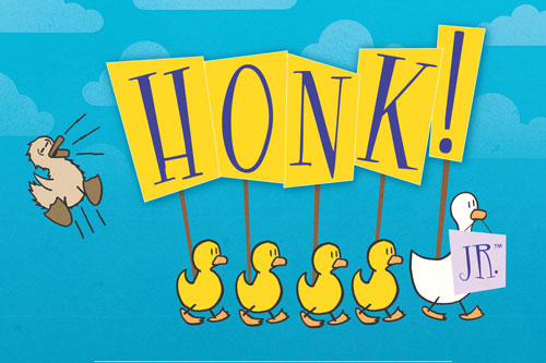 The Middle School Presents Honk! Jr.: February 14 & 15