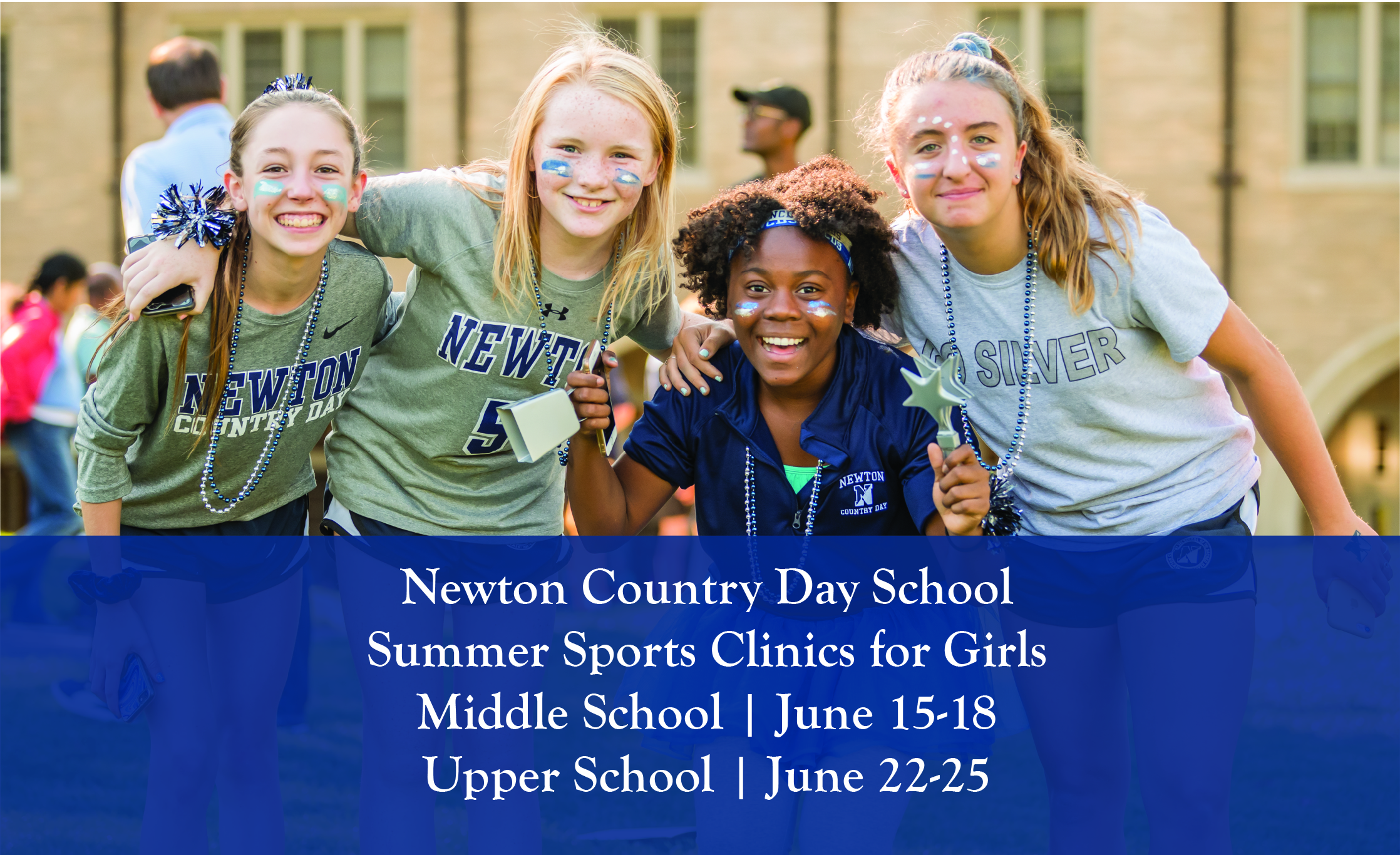 Register Today for Summer Sports Clinics
