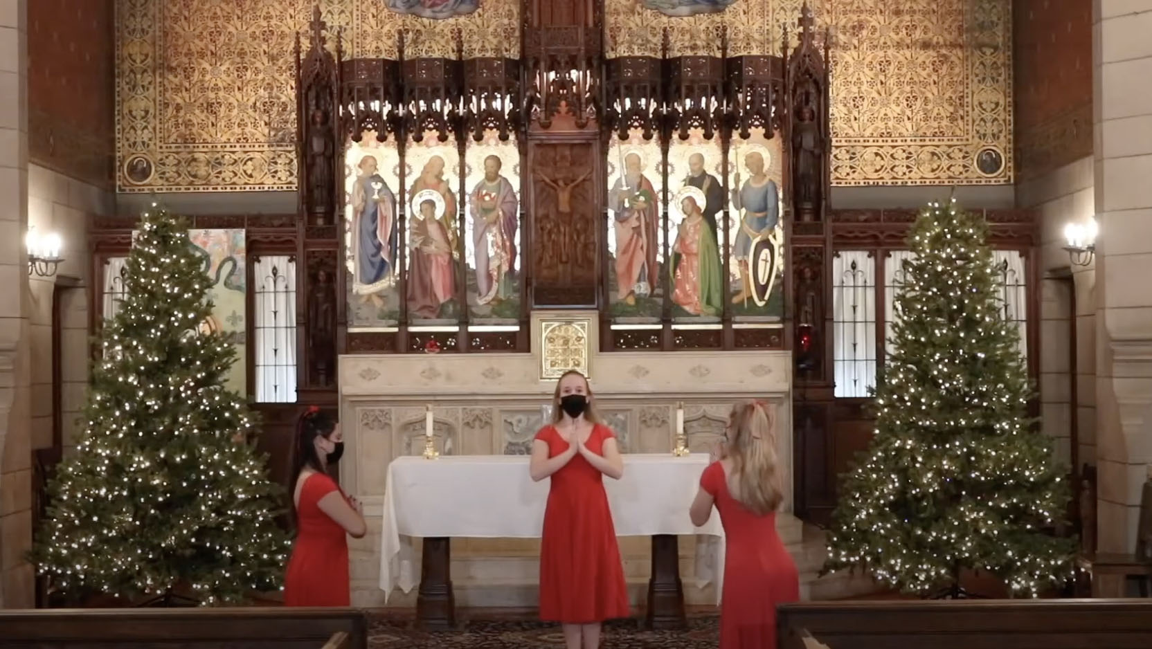 Watch: Vespers Liturgy